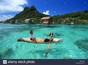 The, Sea, Gypsy, Of, Bohey, Dulang, Semporna, Sabah, Stock, Photo