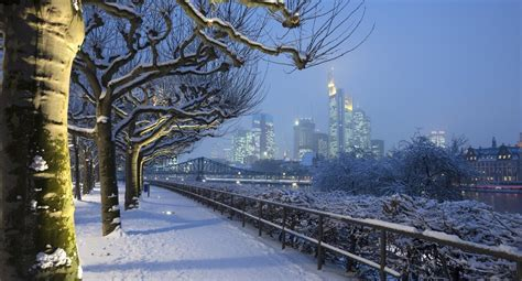 Top Things To Do In Frankfurt Winter