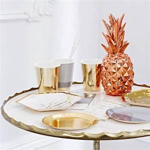 Online Shop Deko : deko ananas kupfer online kaufen online shop ~ Orissabook.com Haus und Dekorationen