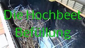 Hochbeet Befüllen Rindenmulch : hochbeet bau zur selbstversorgung im garten die bef llung youtube ~ A.2002-acura-tl-radio.info Haus und Dekorationen