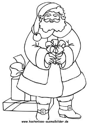 ausmalbilder weihnachten zum kostenlosen ausdrucken