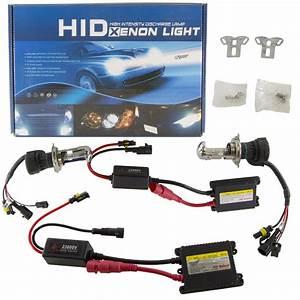 H4 Hid Headlights Kit