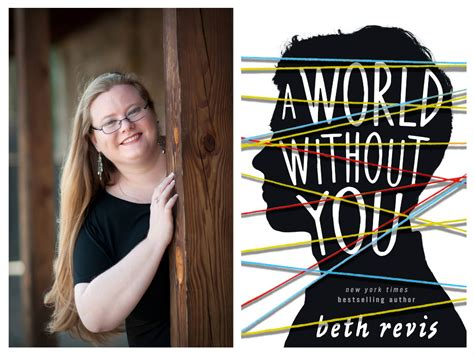In Her First Contemporary Ya Novel, Beth Revis Reaches