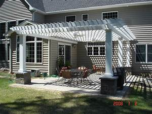 Alfresca Outdoor Living Patio Cover Designed Pacific Northwest Lifestyle Beautiful Pergola Attached To House