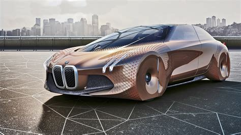 Is This Bmw Concept The Car Of The Future?
