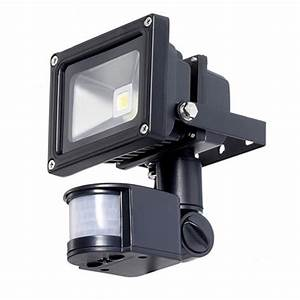 W v waterproof pir motion sensor outdoor light led