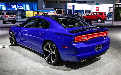 2018 Dodge Charger Daytona Top Auto Magazine