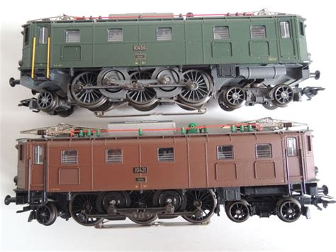 m 228 rklin h0 37512 two electric locomotive series ae 3 6
