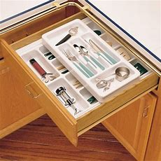 Drawer Organizers  Revashelf 2tier Insert Cutlery