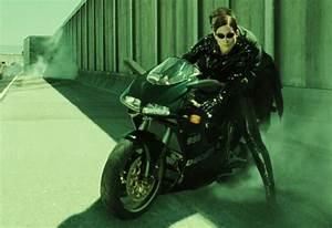 Filme de motos: Relembre: Ducati 996 em Matrix Reloaded