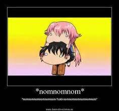 Future Diary Memes - oag doesn t stand a chance xd memes pinterest mirai nikki future diary and anime