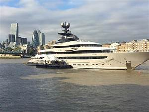 Shahid Khan Docks At Butler39s Wharf