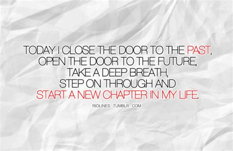 New Chapter In My Life Quotes Tumblr