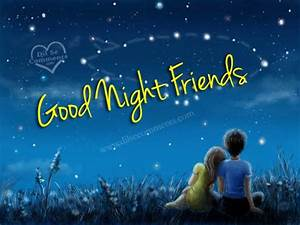 Cute Couple Good Night Friend Picture Share On Facebook ...