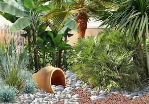 Modeles Jardins Avec Galets Modele Decoration Jardin Avec Galets ...