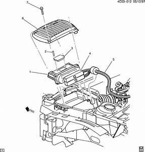 2001 Pontiac Grand Prix P C M  Module  U0026 Wiring Harness