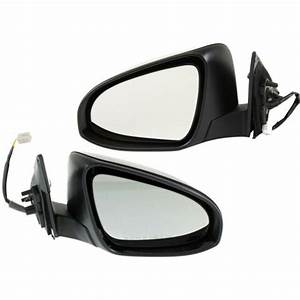 Power Mirror Set For 2012