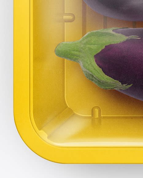 You can paste your label with any shape. Plastic Tray With Green Chili Peppers Mockup - Plastic ...