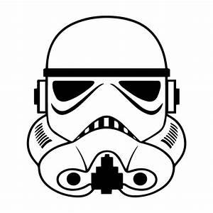 Stormtrooper Sticker - £1 99 : Blunt One, Affordable