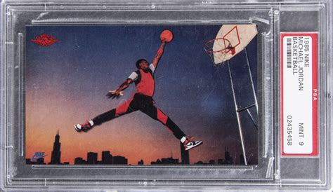 Collection by rookie card 99 • last updated 6 days ago. Lot Detail - 1985 Nike Michael Jordan Rookie Card - PSA MINT 9