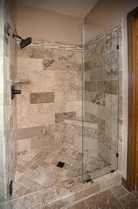 show me bathroom designs bathroom remodel travertine tile shower excellence in construction llc excellence in
