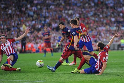 VIDEO Barcelona 2-1 Atletico Madrid Highlights: Goals From ...