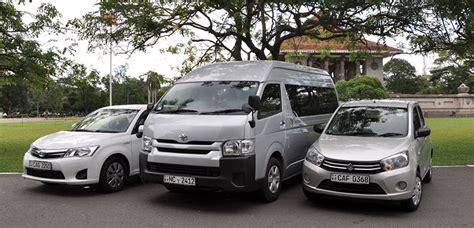 Sri Lanka Car Hire