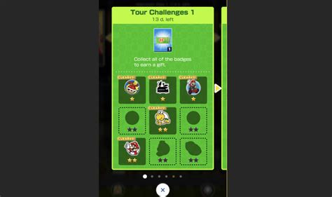 mario tour kart halloween challenges