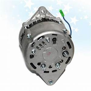 New Hitachi Yanmar Marine Alternator 12volt  80amp
