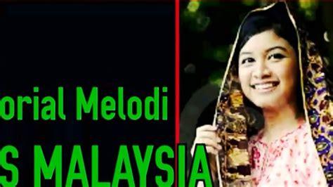 Belajar Melodi Dangdut Lagu Gadis Malaysia Video Cover