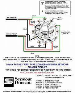 Dimarzio 3  Switch Wiring Diagram Humbuckers Professional