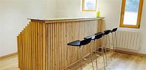 Fabriquer Un Bar : fabriquer un bar tr s design partir du m cano mob ~ Carolinahurricanesstore.com Idées de Décoration