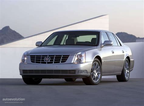 Cadillac Dts Specs & Photos