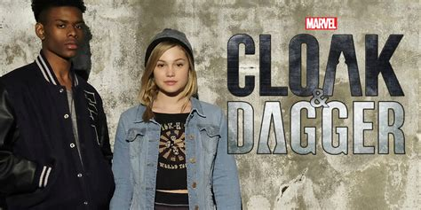 Cloak And Dagger Season 1 Wraps Filming