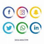 Instagram Clipart Flyer Transparent Icons Social Whatsapp