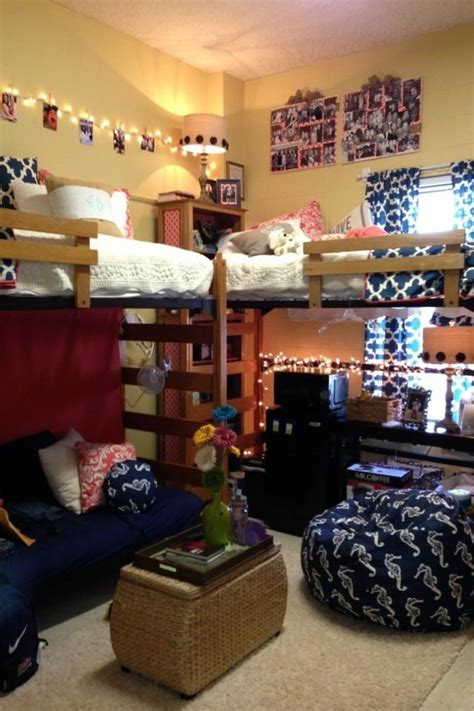 College Dorm Loft Beds  Woodworking Projects & Plans