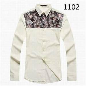 Chemise Col Mao Jules : chemise mousquetaire col casse chemise dentelle givenchy ~ Farleysfitness.com Idées de Décoration