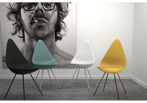 drop chair fritz hansen milia shop