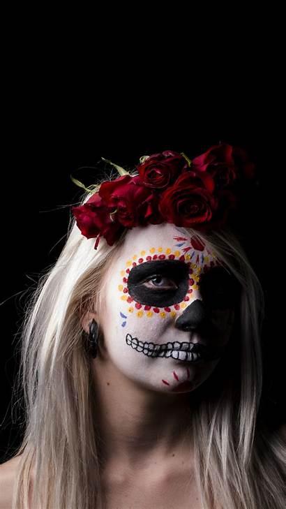 Skull Sugar Iphone Wallpapers Tablet Artistic Getwallpapers