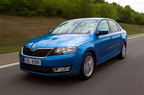 Skoda Rapid Review   Test Drives   atTheLights.com