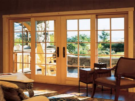 Jeld Wen Exterior Doors, Sliding French Patio Doors Pella