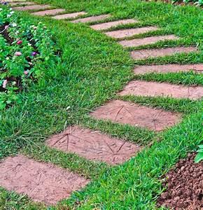 les conseils pour amenager une allee de jardin With faire des allees de jardin