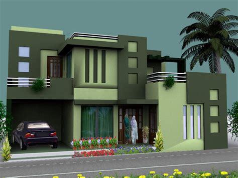 R-tistry Home Design :  My Lovely House D Elevation Art Design 3d