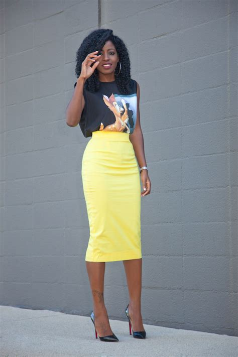 Style Pantry | pencil skirt