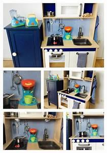 Kinder Küche Ikea : wir pimpen unsere ikea kinderk che duktig ~ Markanthonyermac.com Haus und Dekorationen
