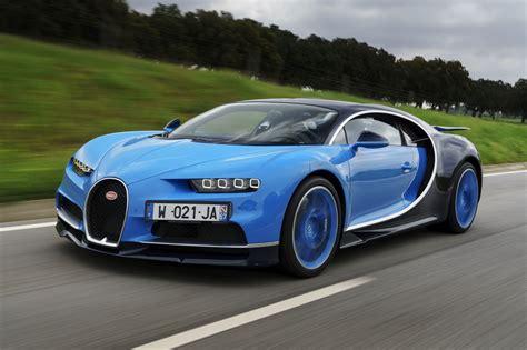 Bugatti Chiron, Le Diable Au Corps