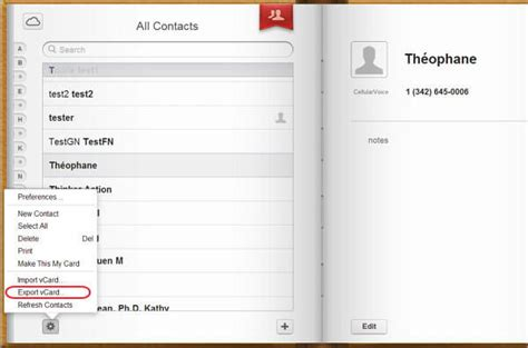 icloud contacts to android an easy way to copy contacts from icloud to android
