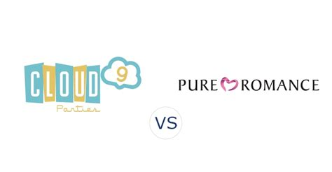 cloud  parties  pure romance compare direct sales