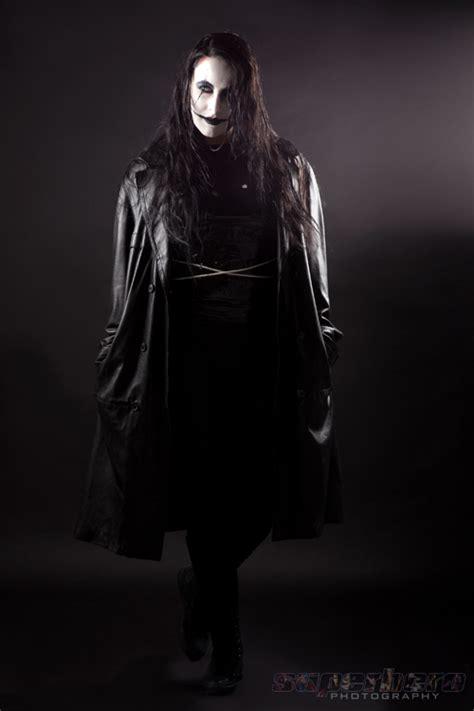 eric draven crow cosplay
