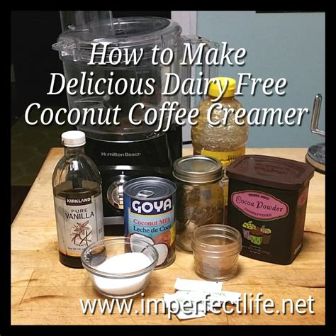 Enjoy your favorite rich and creamy cup of coffee for just a fraction of the calories with great value sugar free french vanilla coffee creamer. Dairy Free, Sugar Free, Gluten Free, Paleo, Whole 30, Delicious Coconut Coffee Creamer   I ...